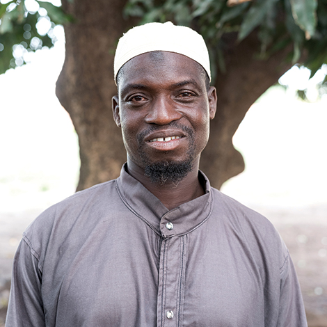 Photo of Imam Yaya Alaza