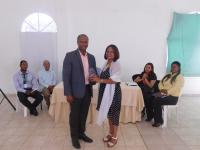 APC Dominican Republic Hands Over RIE strategy to the Health Region V Office