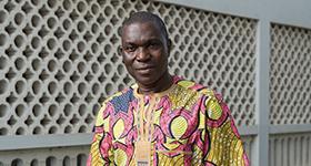 Photo of Mayor Bio Sounon Bouco in Benin