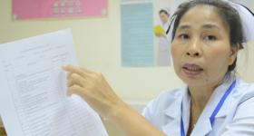 Nurse Vieng