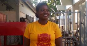 Peace Kpodo, HealthKeepers Network