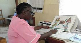 Photo of Victoria Kamara
